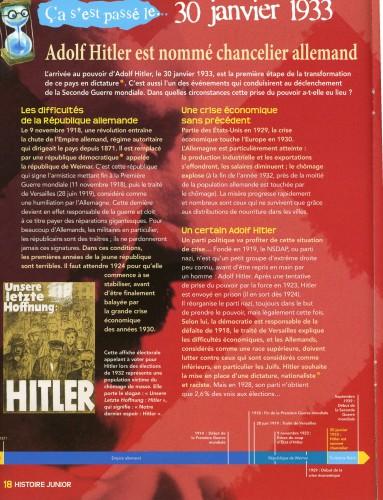 totalitarisme, entre deux guerres, fle, B2