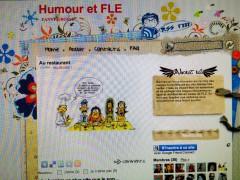 humour, fle
