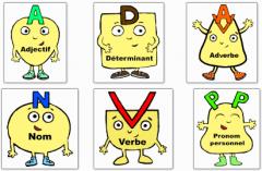 grammaire,natude des mots,grammaire,fle,apprenant,cours,leçon