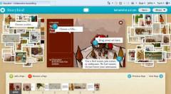 storybird,outil numérique,fle,apprenant,expression,production,écrit,collaboratif,écriture