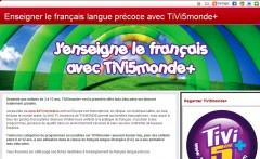 français précoce,fle,tv5,jeunes,enfants,internet