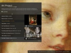 googe art project,fle,virtuel,musées,peintres,image,analyse